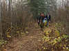 Discovering the Kelso Mountain Trail in fall.