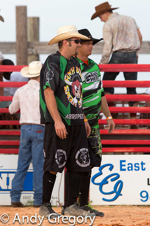 Myakka City Bull riding 2012