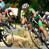 "Racers in the Master Men's 35+ group whip around a corner on Sunday, July 10, during the North Boulder Park Classic in Boulder. For more photos and a video of the event go to  <a href=""http://www.dailycamera.com"">http://www.dailycamera.com</a><br /> Jeremy Papasso/ Camera"