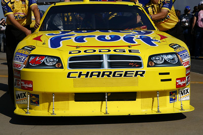 2008 All-Star Race Garage & Pre Race