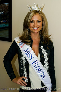 Miss Florida, Kylie Williams from Jasper, Florida