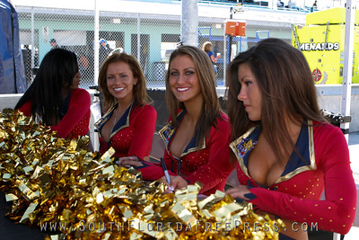 Florida Panthers Hockey Cheerleaders