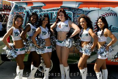 Florida Marlins Cheerleaders