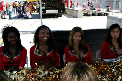 Florida Panthers Hockey Cheerleaders