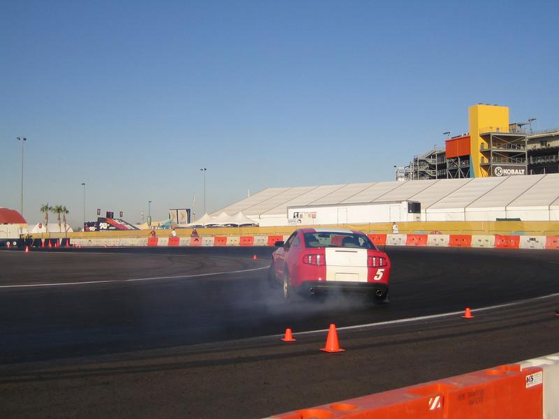 Ford Drifting 1
