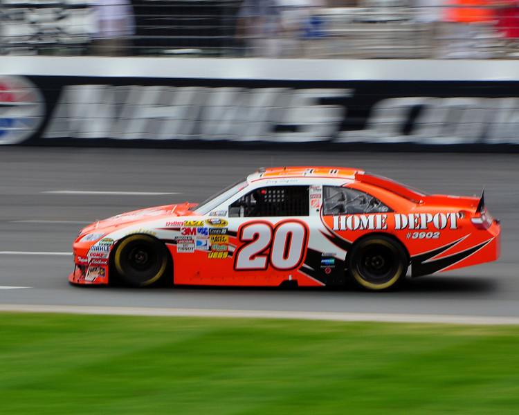 The NASCAR Sprint Cup Series came to New Hampshire Motor Speedway, in Loudon, on June 27th, 2010, for The Lennox Industrial Tools 301.