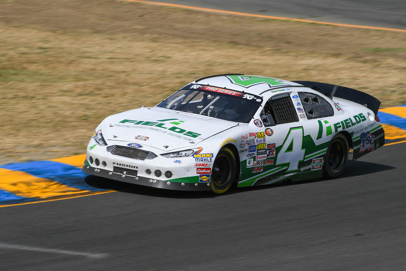 #4 Kevin Harvick at 2017 Carneros 200