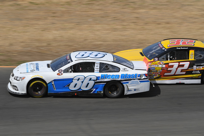 #86 Tim Spurgeon at 2017 Carneros 200