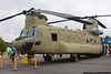 Pennsylvania National Guard CH-47F, fresh from the factory.