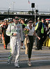Driver Kyle Busch at the Southern 500 ~ Darlington Raceway 2011 <br /> Images by Martin McKenzie