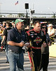 Driver Ryan Newman at the Southern 500 ~ Darlington Raceway 2011 <br /> Images by Martin McKenzie