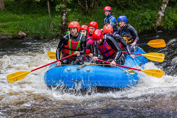 National White Water Centre, Bala