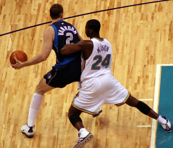 Mavericks @ Hornets 12-31-2005