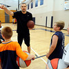 "NBA player Louis Amundson talks with John Grigsby, 10, right, Zach Rimbos, 11, and other children on Monday, June 18, during a basketball camp at Legacy High School in Broomfield. For a video of the camp and interview with Amundson go to  <a href=""http://www.dailycamera.com"">http://www.dailycamera.com</a><br /> Jeremy Papasso/ Boulder Daily Camera"