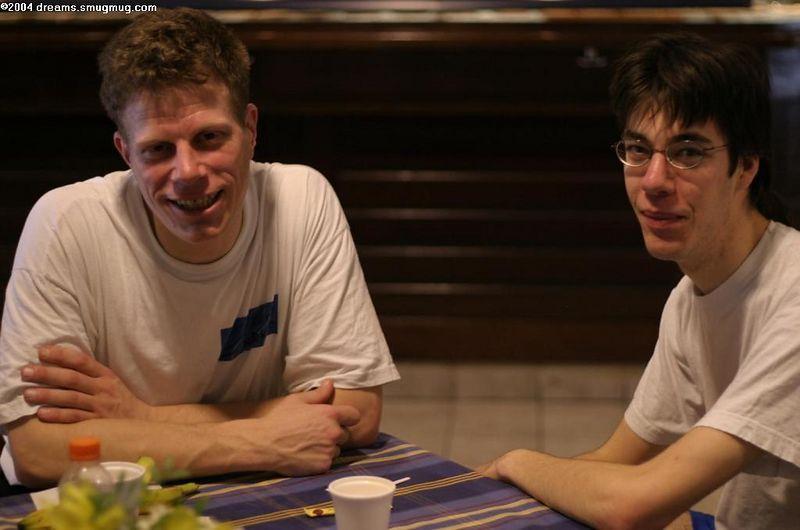 Jos en Alexander (aka Sjakie) van Force Elektro