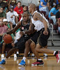Game 2: Team Stackhouse ( Black) vs Team Body of Christ with victory to team Stackhouse 59-45