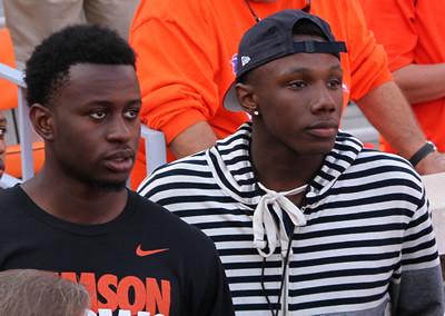 Austin Ajukwa and Tevin Mack