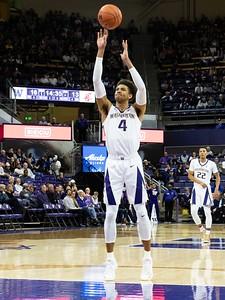 COLLEGE BASKETBALL: JAN 05 Washington State at Washington