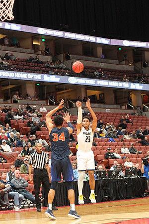 Cal State Fullerton and UC Davis
