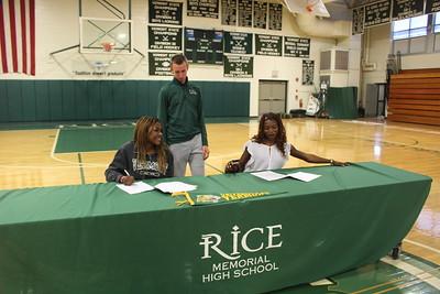 NCAA Signings