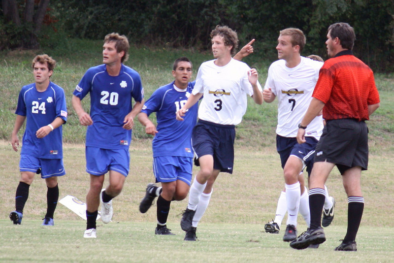 Georgia Southwestern State University Men's Soccer / Fall 2010