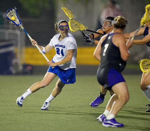 Duke vs. Northwestern NCAA Women's Lacrosse Championships semi-finals