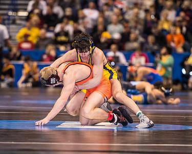 NCAA DIV I National Wrestling Championships Kent St