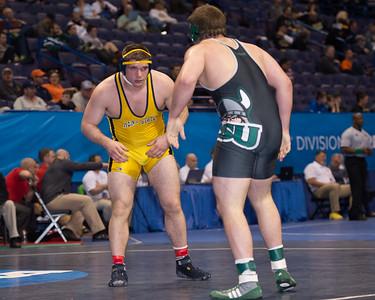 NCAA DIV I National Wrestling Championships