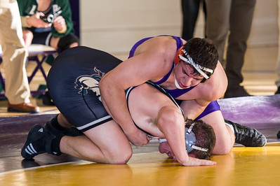 Nov 24, 2013 San Francisco State University Gators hosted the Cal Poly Mustangs in a non-conference match where Cal Poly pulled out a hard fought tie-breaker decision over the host Gators 16-15: 285lbs - Hildelv Manzur (SF State) won by 6-4 dec. over Spencer Empey (CP)
