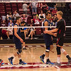 Stanford Men's Volleyball vs. UCSB / MPLS Quarterfinal