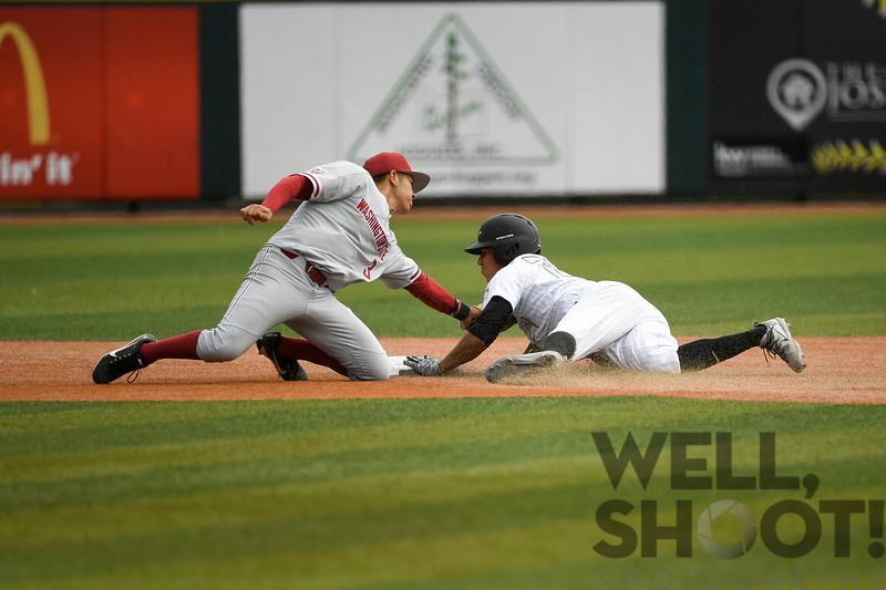 #goducks #sportsphotography #baseball #nikond5 #ducks