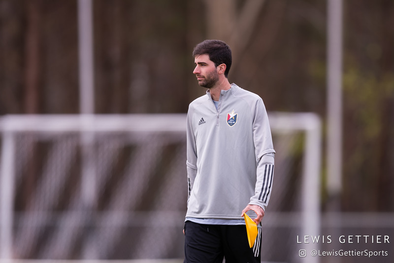 North Carolina FC Training