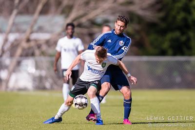 North Carolina FC vs Greenville Triumph SC