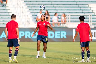 USL League One Regular Season Week 23 -  North Carolina FC vs New England Revolution II