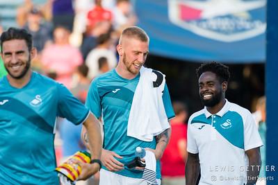 North Carolina FC vs Swansea City AFC