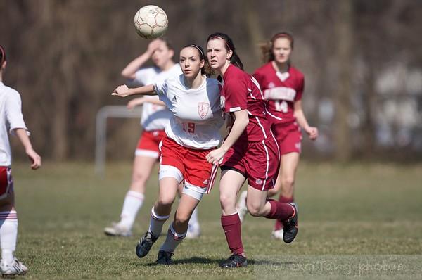 NCHS Girls Soccer