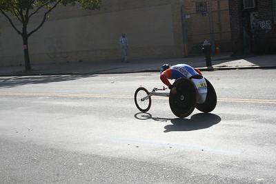 HIROYUKI YAMAMOTO (JPN) NEW YORK CITY MARATHON 2008