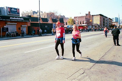 NEW YORK CITY MARATHON 2006