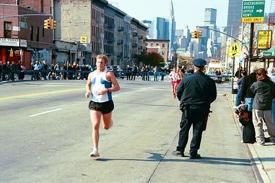 NEW YORK CITY MARATHON 2006