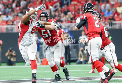 NFL: AUG 26 Preseason - Cardinals at Falcons