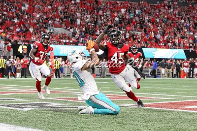 NFL: OCT 15 Dolphins at Falcons