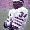 Walter Peyton #34 of the Chicago Bears