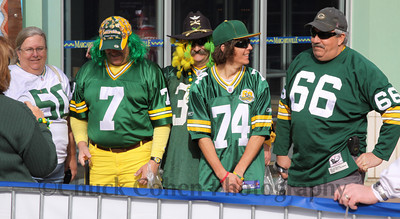 #50 A.J. Hawk, #7 Don MajicMan Majkowski, #74 Henry Jordan, #66 Ray Nitschke...and their friends
