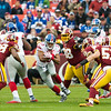 Redskins Hold Off Giants Take Over First Place in NFC East