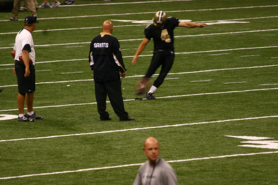 New Orleans Saints VS Buffalo Bills 8/07
