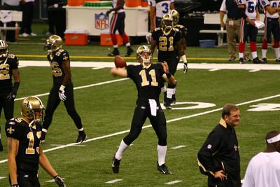 New Orleans Saints VS Buffalo Bills 8/07