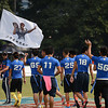 NFL Home Field Guangzhou - Week 8 - Flag football players from the Guangzhou University of Chinese Medicine take the field