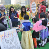 NFL Home Field Guangzhou - Week 8 - Kids join in the Halloween activities at NFL Home Field