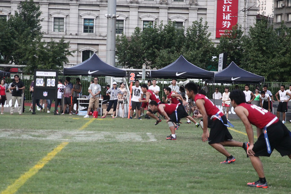 NFL at the 2012 Nike Festival of Sport