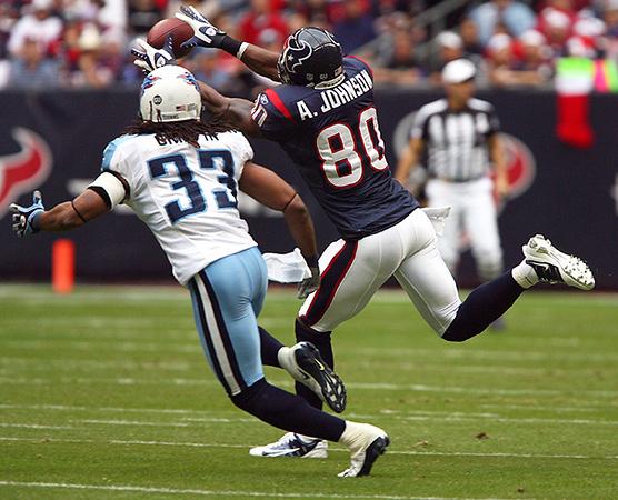 Texans vs Titans 12-14-08